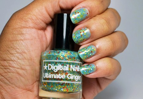 DigitalNailsCompanions13 Digital Nails Companions Collection   swatches and review