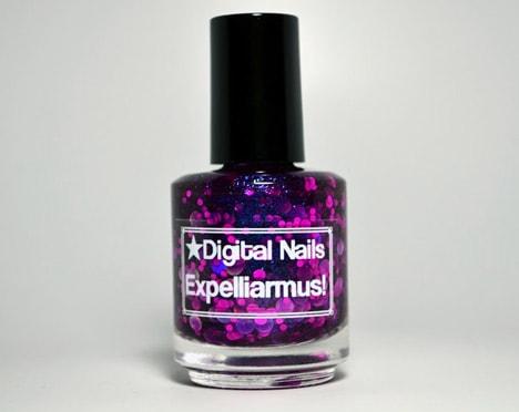 Digital Nails Expelliarmus
