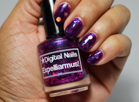 DigitalNailsCompanions7 Digital Nails Companions Collection   swatches and review