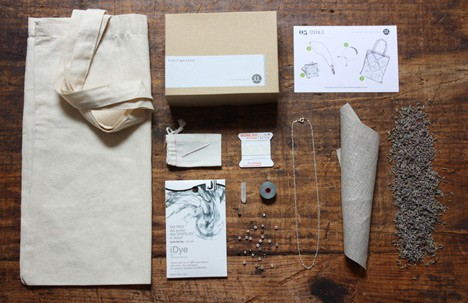 For the Makers box contents