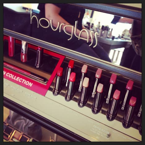 hourglass The Lipstick League – week of 7.29.13
