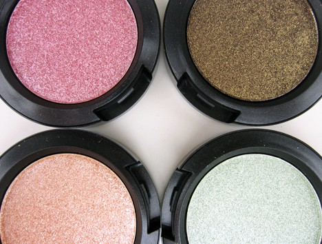 MAC pressed pigments