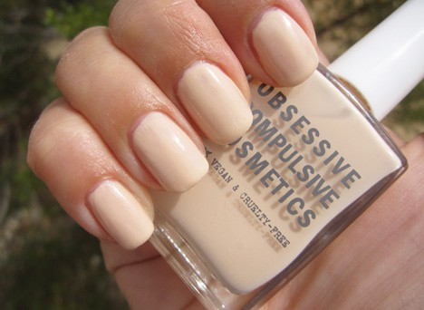 OCC Mein Herr nail lacquer swatch