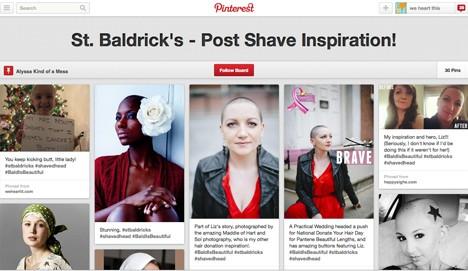 StBaldricksB St. Baldricks Day   Let the Head Shaving Begin!