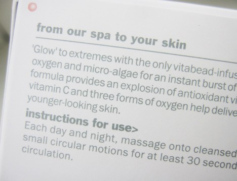Bliss Vitabead-Infused Moisture Cream