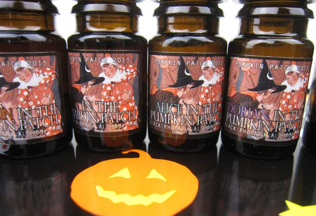BpalHalloween2013E Halloween Giveaway: Win BPAL Atmosphere Spray and Perfume Oil!