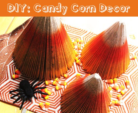 Candy Corn decorations