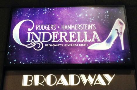 CinderellaBroadway Rodgers and Hammerstein's Cinderella on Broadway