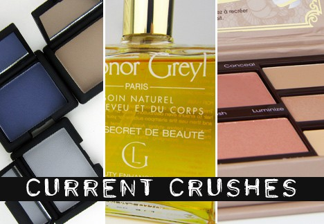Current Crushes October
