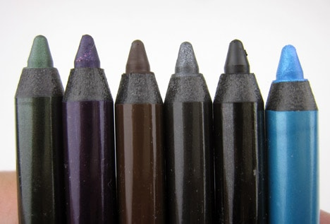 Jordana3 Jordana Cosmetics 12HR Made to Last Liquid Eyeliner and Eyeshadow Pencils Review