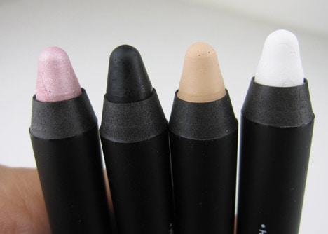 Jordana9 Jordana Cosmetics 12HR Made to Last Liquid Eyeliner and Eyeshadow Pencils Review