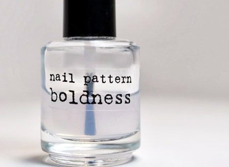 NailPatternBoldness1007A Nail Pattern Boldness Glitter Food and Glitter A Peel review