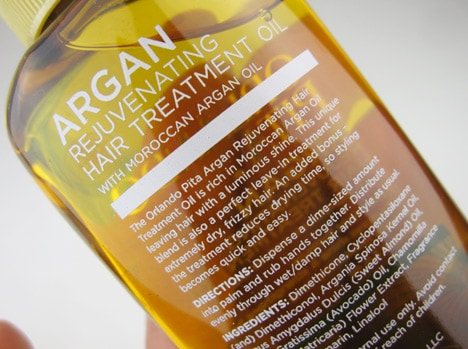 We Heart This shares a complete on the Orlando Pita Argan Haircare products. Check it out and see if the Orlando Pita Argan Haircare products are for you.