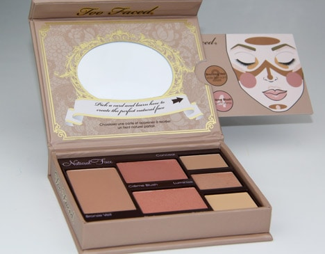 Too Faced Natural Face palette