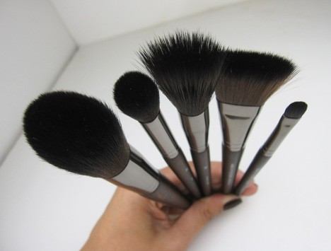 MUFE brushes Complexion 2 MAKE UP FOR EVER Artisan Brush Collection   a look at 15 of the new brushes
