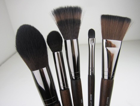 MUFE brushes Complexion MAKE UP FOR EVER Artisan Brush Collection   a look at 15 of the new brushes