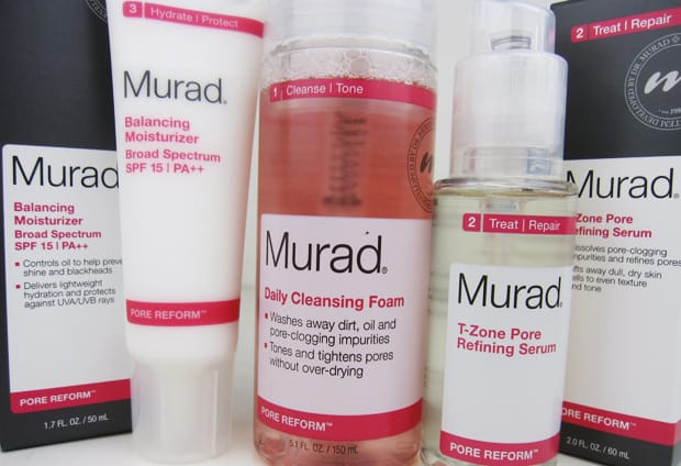 Murad Pore Reform Collection – photos and review