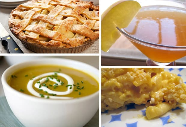 Thanksgiving Recipes Thanksgiving Recipe Round Up