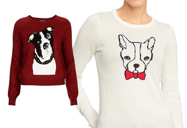 Animal Sweaters – Not Just for Crazy Cat Ladies