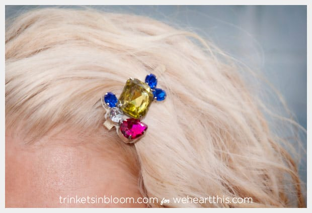 rhinestone-hair-pin