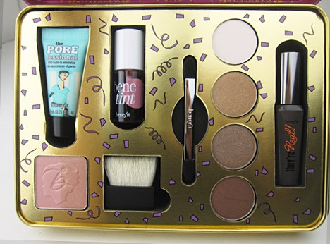 Benefit Groovy Kind a Love 2 Benefit Cosmetics Luv It Up and Groovy Kind a Love Palettes   swatches and review