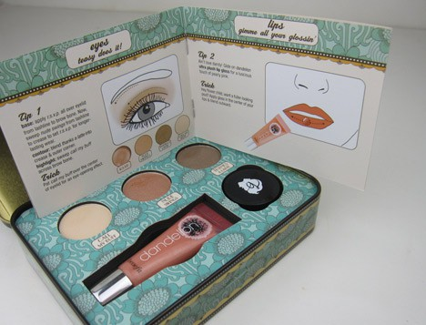 Benefit Luv It Up 5 Benefit Cosmetics Luv It Up and Groovy Kind a Love Palettes   swatches and review