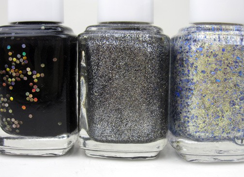 Essie Encrusted Treasures 3 Essie Encrusted Treasures 2013 collection   swatches and review