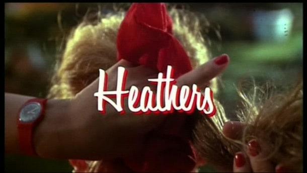 Heathers 1 Film Fashion Flashback: Heathers