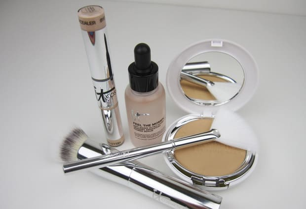 IT Cosmetics QVC Dec 1 Todays QVC Special Value: IT Cosmetics New Year, Your Most Beautiful You 5 piece collection