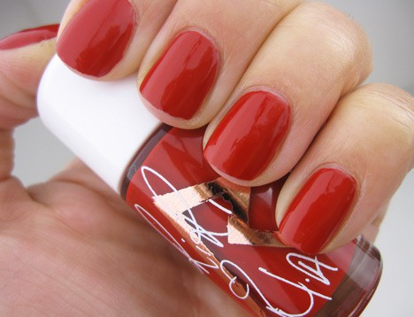 RiRi Woo Mac Nail polish