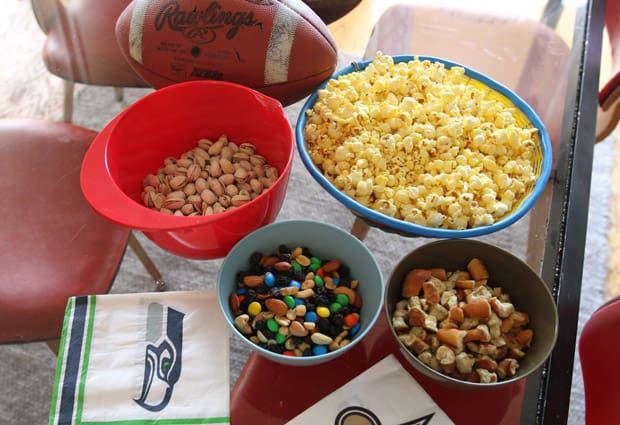 CVS Football Party O How To: Host a Football Party