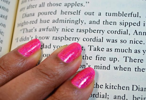 Literary Lacquers: Literary Liquors Collection – swatches and review