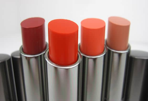 MAC Huggable lipcolour Current Crushes: MAC Huggable Lipcolour, Murad Cleansing Oil and Briogeo Deep Conditioning Mask
