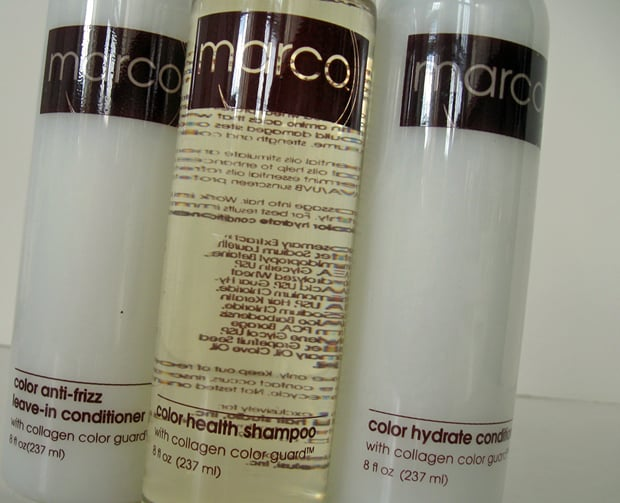 Marco Pelusi Product Trio Marco Pelusi Hair Studio and Hair Care Products   Photos and Review