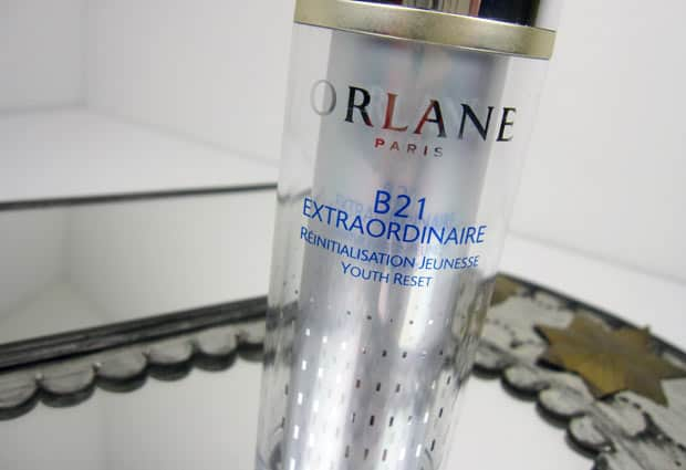 Orlane B21 A Orlane B21 Extraordinare Youth Reset   Photos and Review