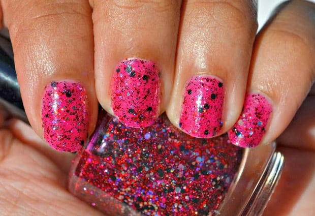 Shimmer Polish: Katherine, Rochelle and Mary – swatches and review