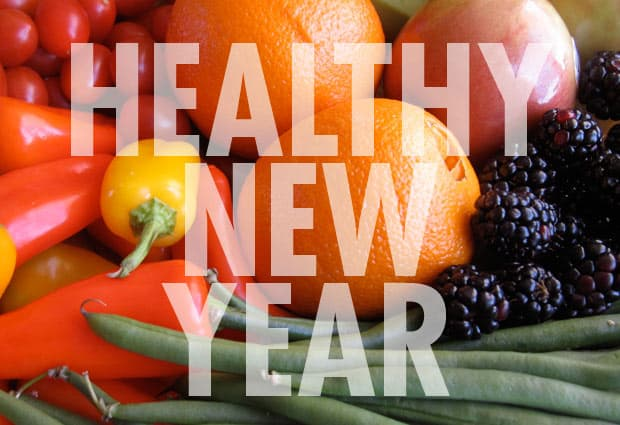 Making Healthy Resolutions; and Sticking to Them!
