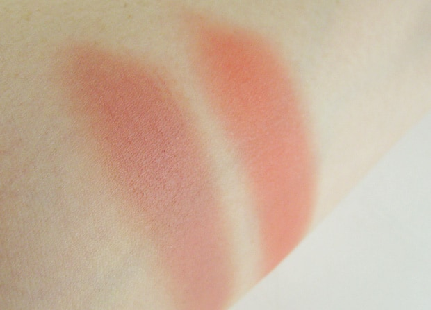 MUFE HD Blush 4B MAKE UP FOR EVER HD Blush Swatches and Review