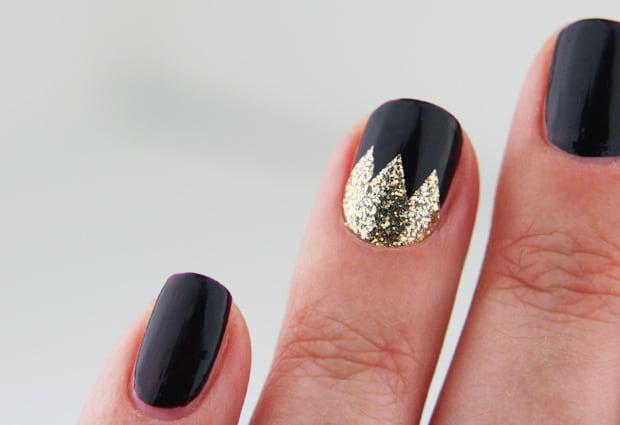 Sally Hasen nail art 6 A Sally Hansen Nail Art Cheat with FAB results