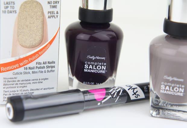 Sally Hasen nail art 9 A Sally Hansen Nail Art Cheat with FAB results