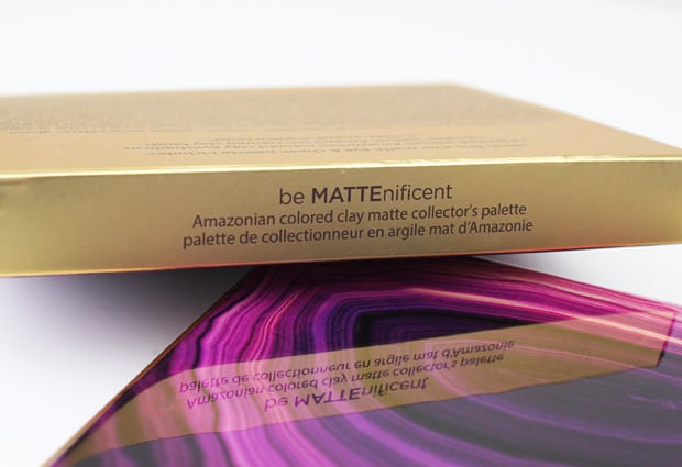 tarte be Mattenificent palette 3 tarte Be MATTEnificent Eye & Cheek Palette   Swatches and Review