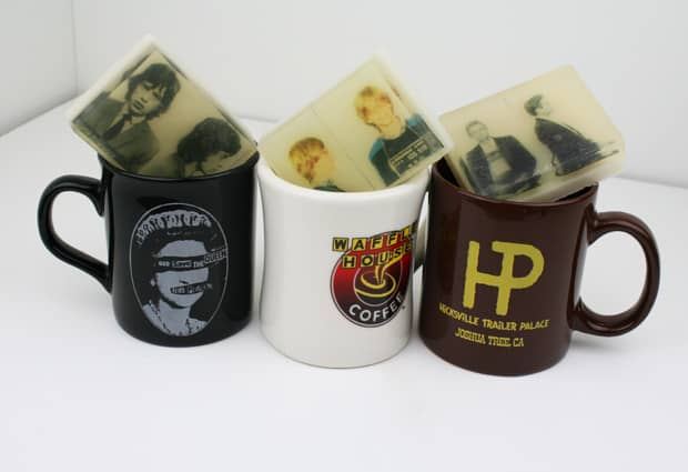 Bubble Genius Mugshot soap 1 Your favorite Bad Boy, now in soap form! Bubble Genius Ya Dirty Mug