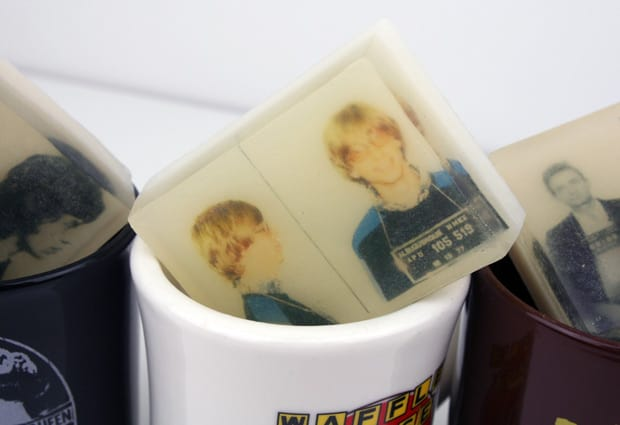 Bubble Genius Mugshot soap 3 Your favorite Bad Boy, now in soap form! Bubble Genius Ya Dirty Mug