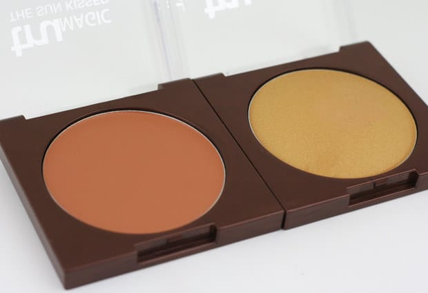 COVERGIRL TruMagic 3 COVERGIRL TruMagic, The Luminizer and The Sun Kisser   Swatches and Review