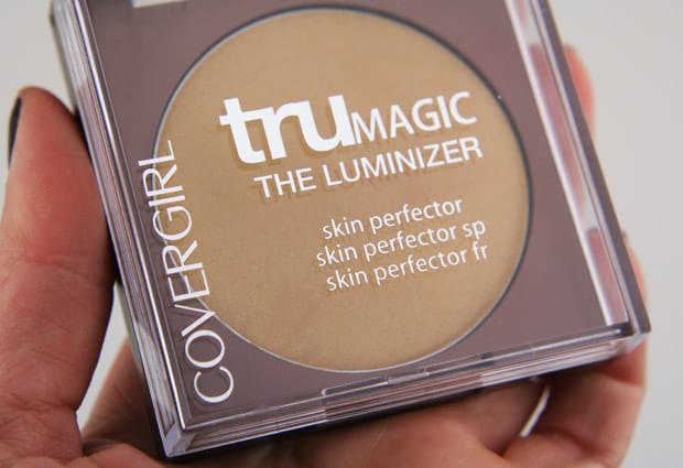 COVERGIRL TruMagic 6 COVERGIRL TruMagic, The Luminizer and The Sun Kisser   Swatches and Review