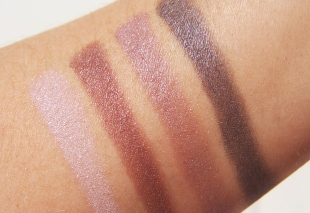 MAC Fantasy Flowers 5C MAC A Fantasy Of Flowers   swatches and review