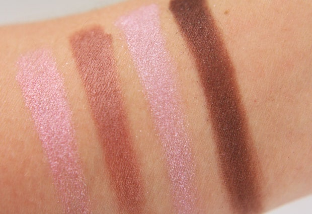MAC Fantasy Flowers 6B MAC A Fantasy Of Flowers   swatches and review