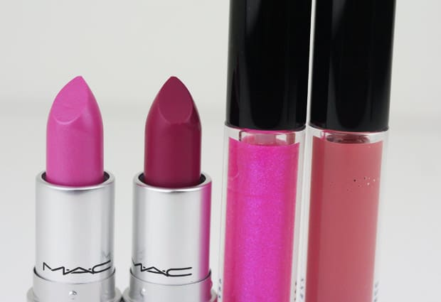 MAC Fantasy Flowers 9 MAC A Fantasy Of Flowers   swatches and review
