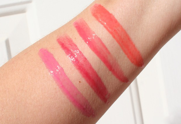 milani brilliant lip gloss 9 Milani Brilliant Shine Lip Gloss   Swatches and Review
