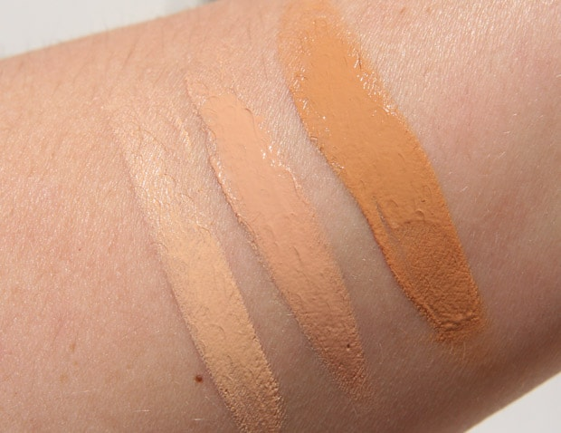 Benefit Big Easy 9 swatches Benefit The Big Easy   Reviews and Swatches